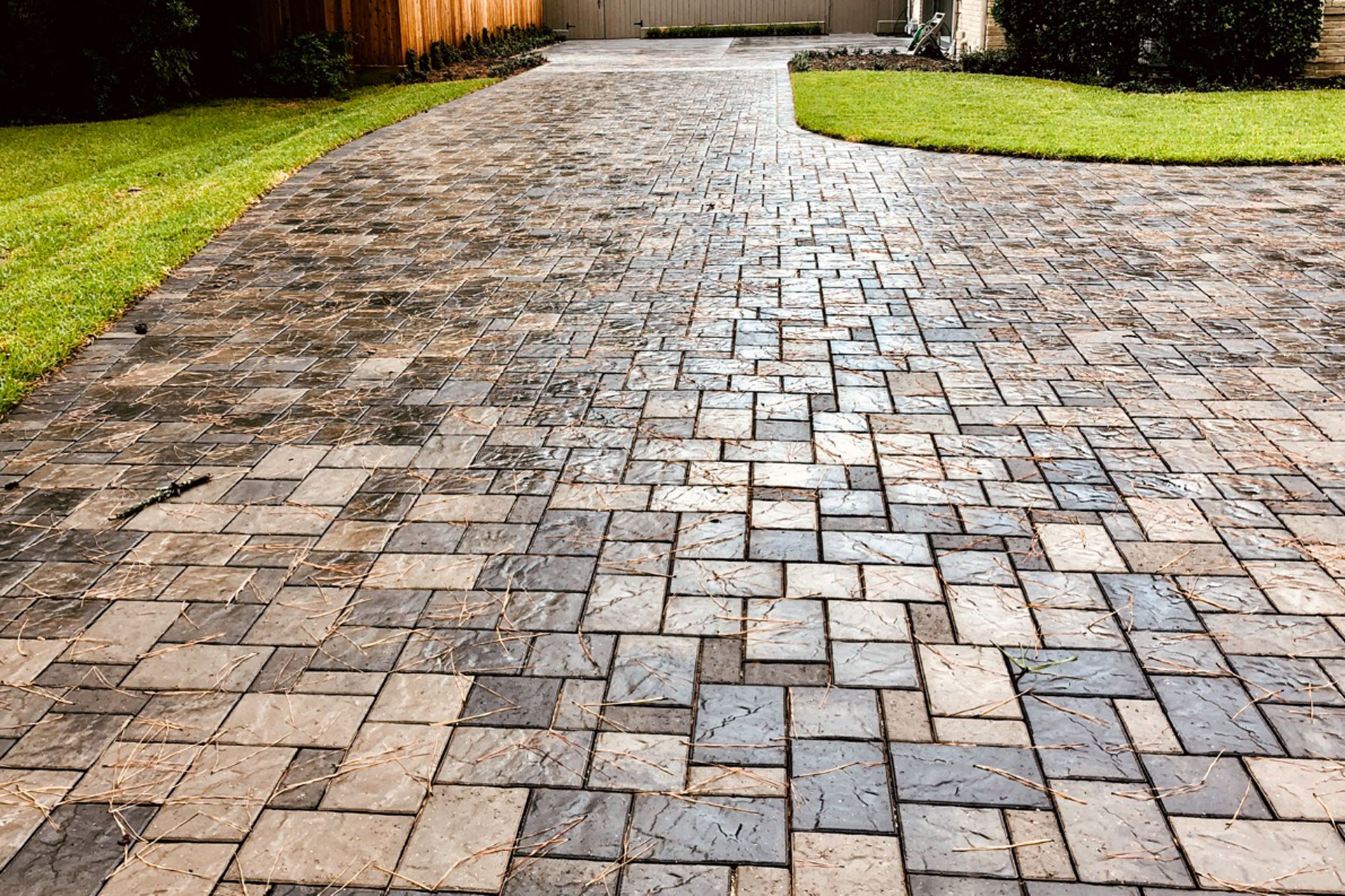 For All Your Driveway Pavers Installations